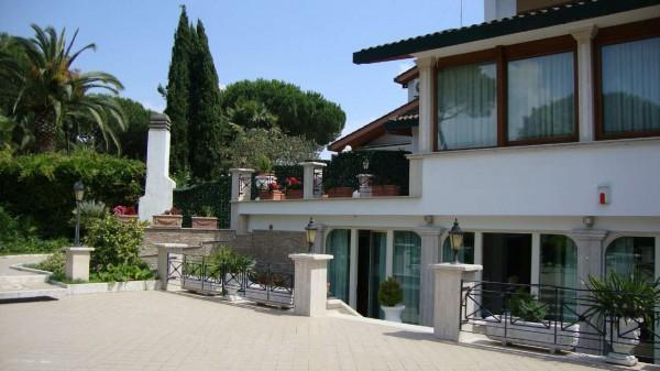 Villa in vendita a Roma, Casalpalocco, Con giardino, 600 mq - Foto 12
