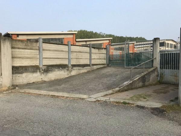 Capannone in affitto a Cumiana, Con giardino, 380 mq - Foto 14