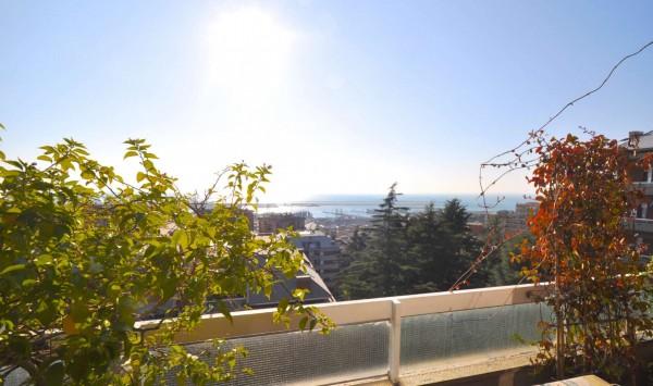 Appartamento in vendita a Genova, Sestri Ponente, Con giardino, 110 mq - Foto 2