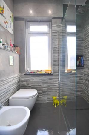 Appartamento in vendita a Genova, Sestri Ponente, Con giardino, 110 mq - Foto 13