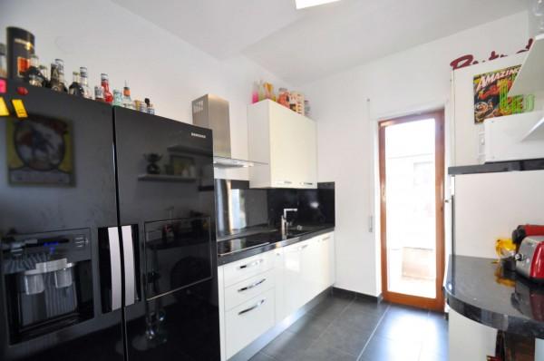 Appartamento in vendita a Genova, Sestri Ponente, Con giardino, 110 mq - Foto 27