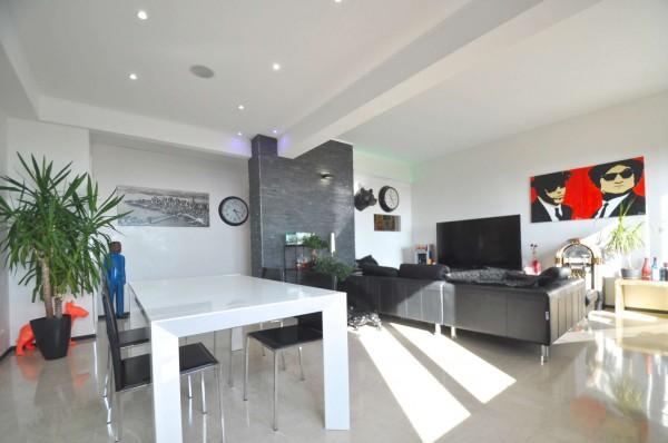Appartamento in vendita a Genova, Sestri Ponente, Con giardino, 110 mq - Foto 24