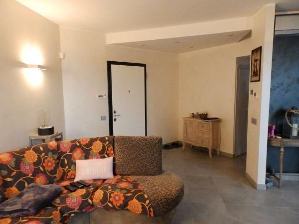 Appartamento in vendita a Cesano Maderno, Con giardino, 149 mq - Foto 21