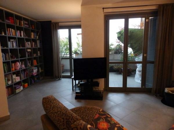 Appartamento in vendita a Cesano Maderno, Con giardino, 149 mq - Foto 22