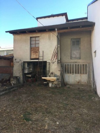 Villa in vendita a Casal Cermelli, Casalcermelli, Con giardino, 130 mq