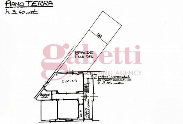 Appartamento in vendita a Firenze, Statuto, Con giardino, 70 mq - Foto 2