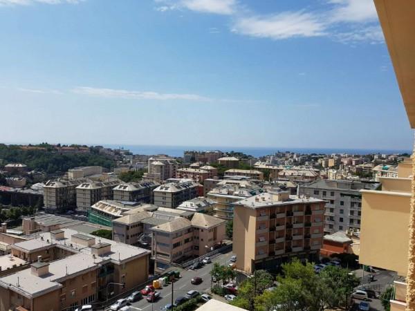 Appartamento in vendita a Genova, Arredato, 55 mq