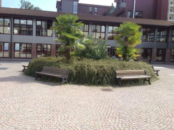 Ufficio in affitto a Torino, Uffici, Con giardino, 1010 mq