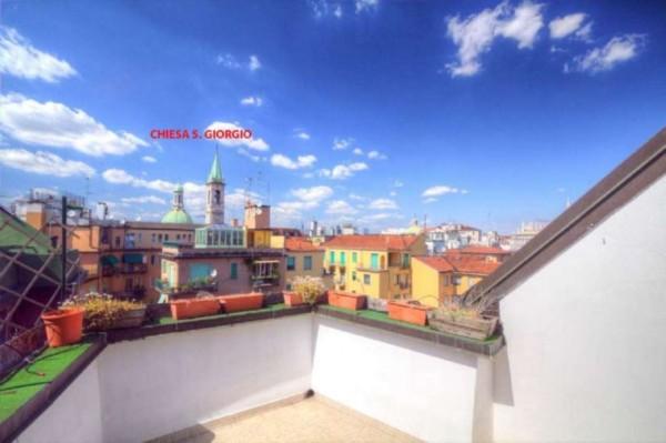 Appartamento in vendita a Milano, Santa Maria Valle, Con giardino, 145 mq - Foto 19