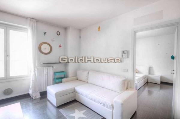 Appartamento in vendita a Milano, Arco Della Pace, Con giardino, 50 mq - Foto 12