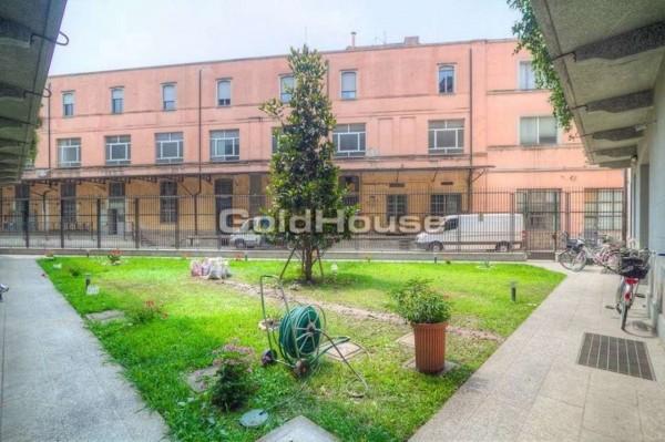Appartamento in vendita a Milano, Arco Della Pace, Con giardino, 50 mq - Foto 5