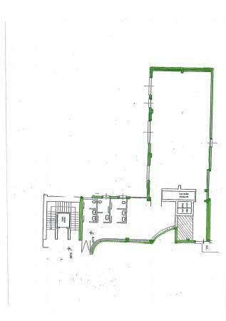 Ufficio in affitto a Milano, 250 mq - Foto 2