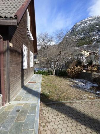 Villa in vendita a Antey-Saint-Andrè, Frazione Petit Antey, Arredato, con giardino, 137 mq - Foto 23