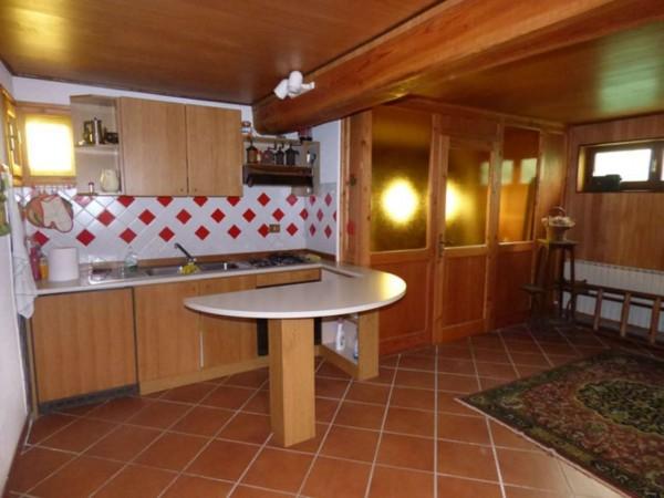 Villa in vendita a Antey-Saint-Andrè, Frazione Petit Antey, Arredato, con giardino, 137 mq - Foto 22
