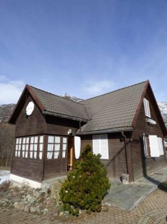 Villa in vendita a Antey-Saint-Andrè, Frazione Petit Antey, Arredato, con giardino, 137 mq - Foto 17