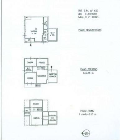 Villa in vendita a Antey-Saint-Andrè, Frazione Petit Antey, Arredato, con giardino, 137 mq - Foto 2