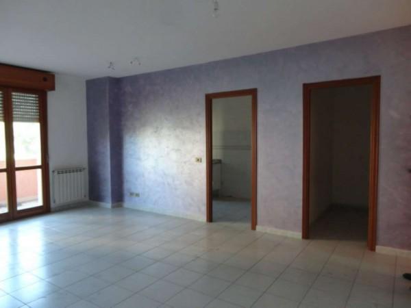 Appartamento in vendita a Pomezia, Centro, Con giardino, 95 mq