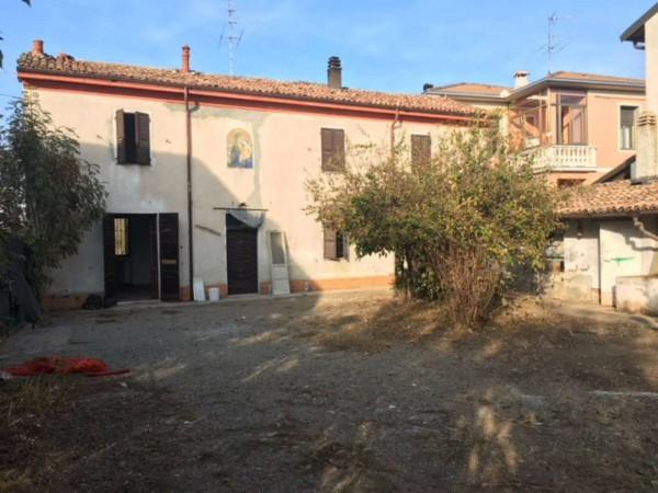 Villa in vendita a Alessandria, San Giuliano Vecchio, Con giardino, 120 mq