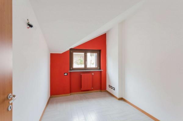 Appartamento in vendita a Seveso, Con giardino, 122 mq - Foto 10