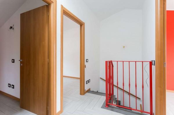 Appartamento in vendita a Seveso, Con giardino, 122 mq - Foto 4