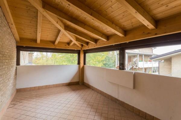 Appartamento in vendita a Seveso, Con giardino, 122 mq - Foto 8