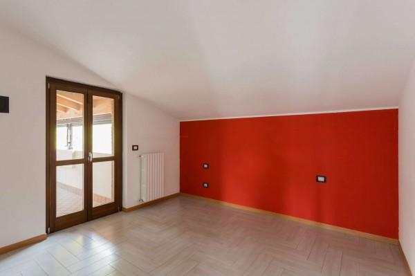 Appartamento in vendita a Seveso, Con giardino, 122 mq - Foto 9
