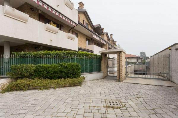 Appartamento in vendita a Seveso, Con giardino, 122 mq - Foto 2