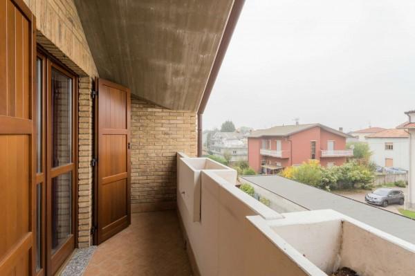 Appartamento in vendita a Seveso, Con giardino, 122 mq - Foto 6