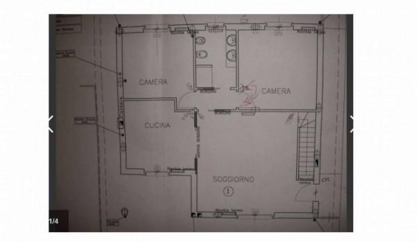 Villa in vendita a Rivalta di Torino, Con giardino, 150 mq
