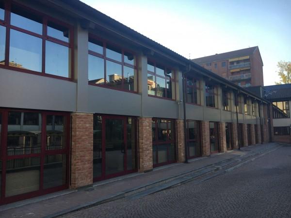 Ufficio in affitto a Torino, Uffici, Con giardino, 515 mq