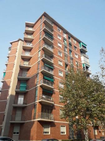 Appartamento in vendita a Torino, Borgo Vittoria, Con giardino, 120 mq