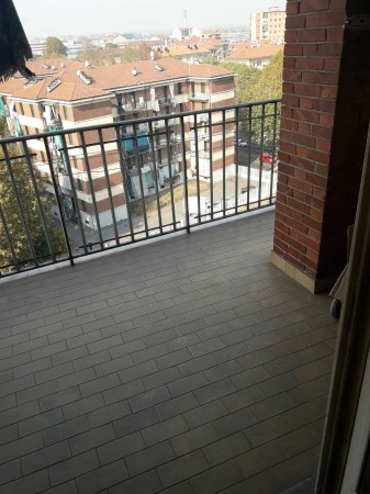 Appartamento in vendita a Torino, Borgo Vittoria, Con giardino, 120 mq - Foto 16
