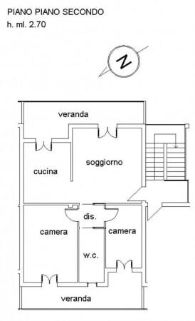 Appartamento in vendita a Dolianova, Centrale, Arredato, 83 mq - Foto 3
