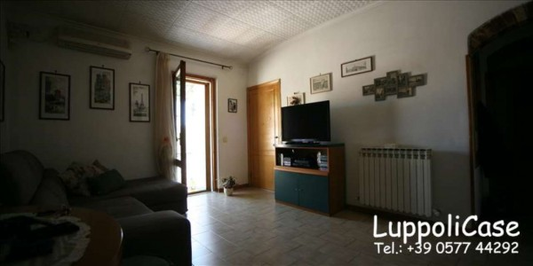 Appartamento in vendita a Monteroni d'Arbia, 80 mq - Foto 12
