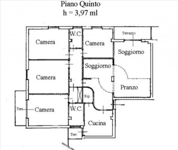 Appartamento in vendita a Siena, 150 mq - Foto 11