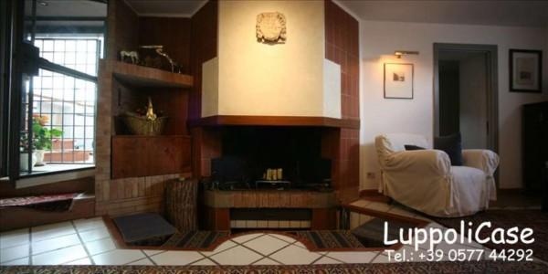 Villa in vendita a Siena, Con giardino, 245 mq - Foto 3
