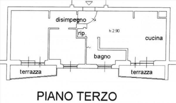 Appartamento in vendita a Siena, Arredato, 71 mq - Foto 2
