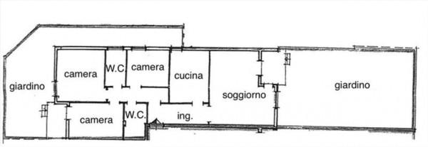 Appartamento in vendita a Siena, Con giardino, 121 mq - Foto 11