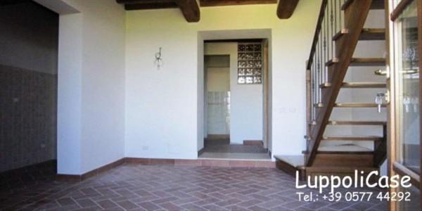 Appartamento in vendita a Sovicille, Con giardino, 85 mq - Foto 12