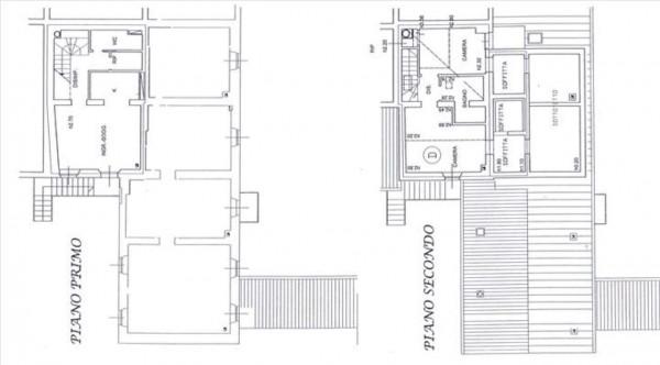 Appartamento in vendita a Sovicille, Con giardino, 85 mq - Foto 3