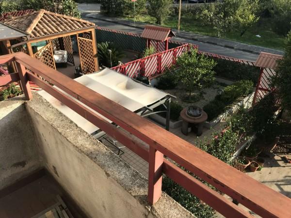 Villetta a schiera in vendita a Somma Vesuviana, Con giardino, 180 mq - Foto 33