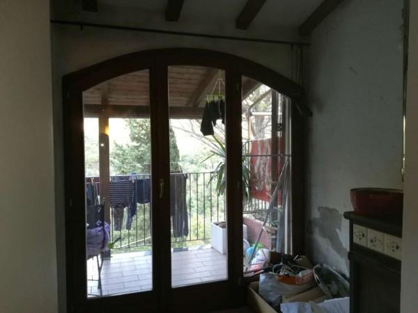 Appartamento in vendita a Uscio, Con giardino, 80 mq - Foto 4