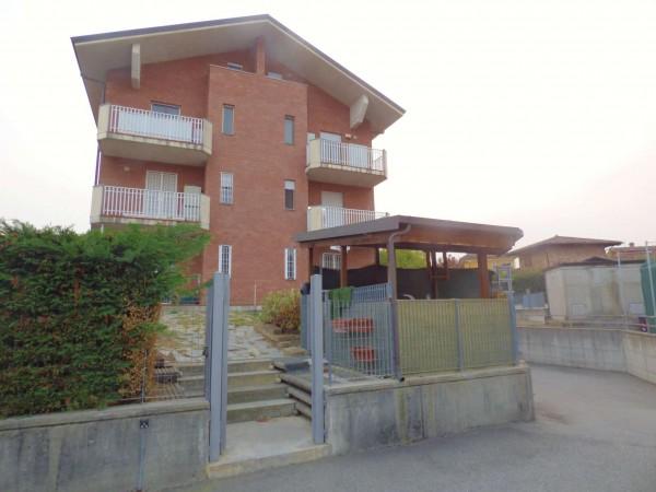 Appartamento in vendita a Caselle Torinese, Con giardino, 160 mq - Foto 9
