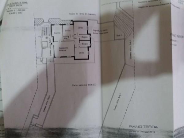 Appartamento in vendita a Caselle Torinese, Con giardino, 160 mq - Foto 4