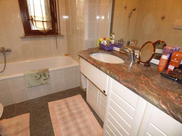 Appartamento in vendita a Caselle Torinese, Con giardino, 160 mq - Foto 19