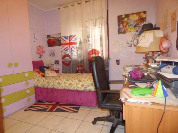 Appartamento in vendita a Caselle Torinese, Con giardino, 160 mq - Foto 21