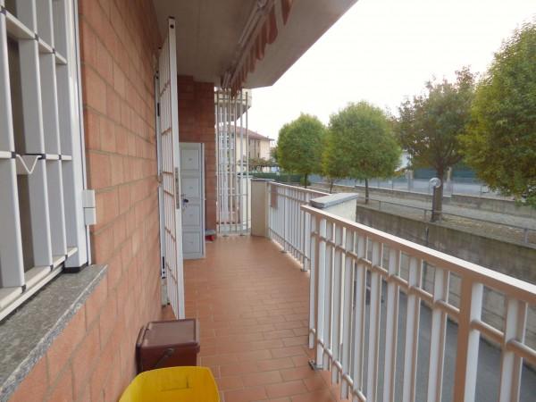 Appartamento in vendita a Caselle Torinese, Con giardino, 160 mq - Foto 8