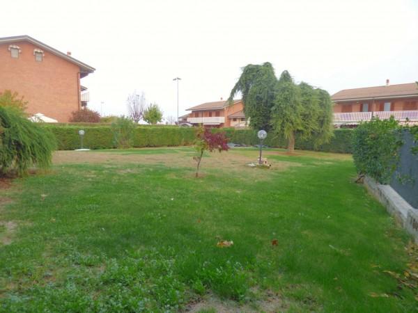 Appartamento in vendita a Caselle Torinese, Con giardino, 160 mq - Foto 22