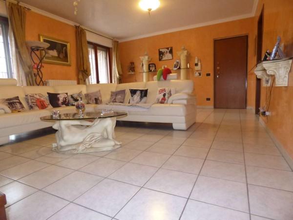 Appartamento in vendita a Caselle Torinese, Con giardino, 160 mq - Foto 25