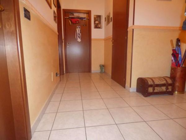Appartamento in vendita a Caselle Torinese, Con giardino, 160 mq - Foto 17